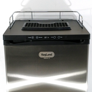 KegLand Series X - Kegerator (With Quadruple SS Intertap Tower )
