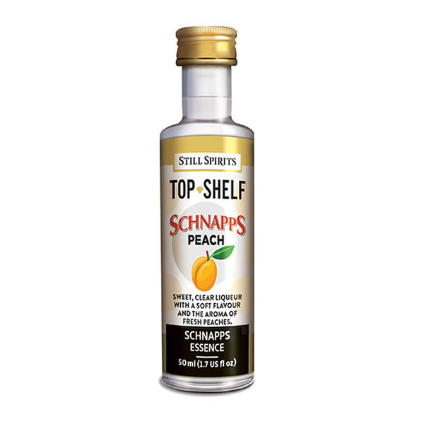 Top Shelf - Peach Schnapps