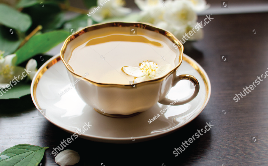10 Wonderful Benefits Of Jasmine Tea