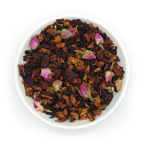Rose Roselle Fruit Tea