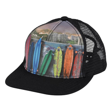 Surfboard Trucker Hat