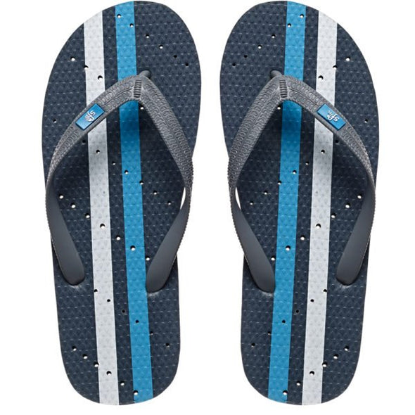 Boys Athletic Stripes Flip Flop