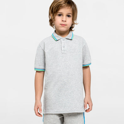 Grey Mini Brice Polo