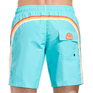 Men's Elastic Waterfall Boardshort