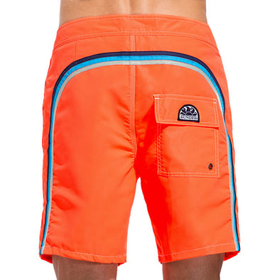 Men's Orange Boardshort