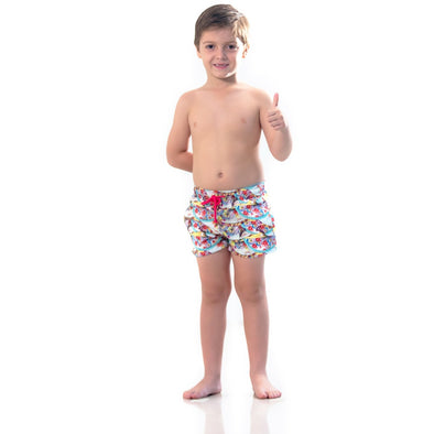 Chacha Boy Swim Trunks