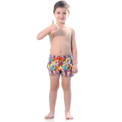 Fruit Punch Swim Trunks
