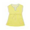 Citron Yellow Terry Coverup