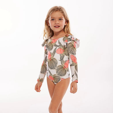 Lewa Pauli Long Sleeved Swimsuit