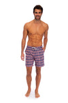 Men's Fern Swim Trunks