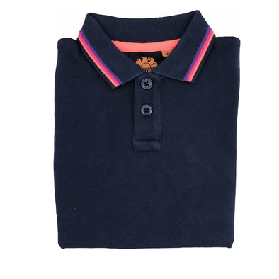 Navy Brice Polo
