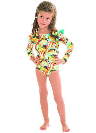 Bluefish Pauli Long Sleeved Swimsuit