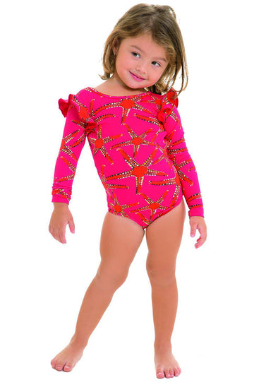 Redstar Pauli Long-Sleeved Swimsuit