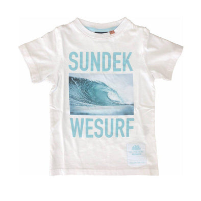 Mini Taresh Wave Tshirt