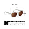 Polarized Frost Baby Sunglasses