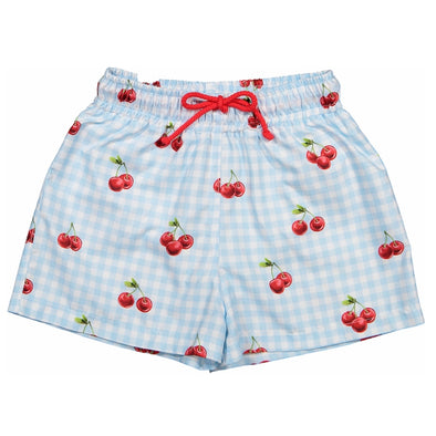 Cherry on Top Swim Trunks