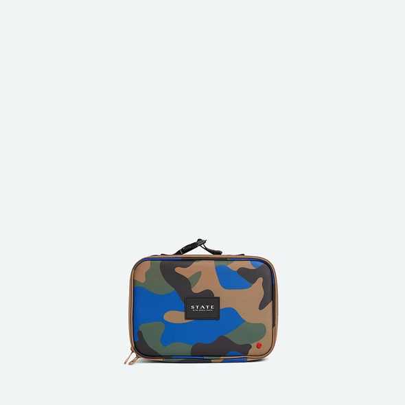 Rodgers Camo Lunchbox