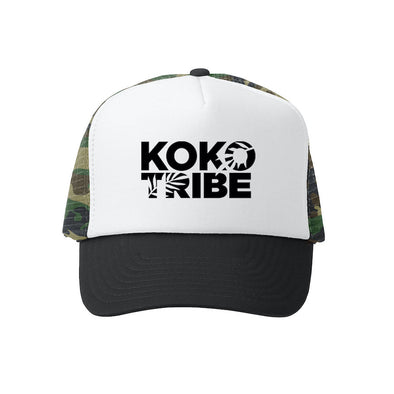 Big Kid Trucker Hat