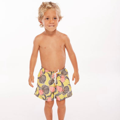 Lewa Amarillo Boy Short