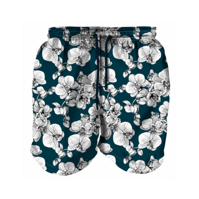 Fierce Orchid Men Swim Short
