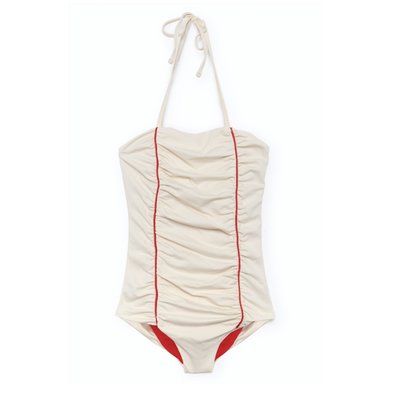 Kyoto Retro Bathing Suit