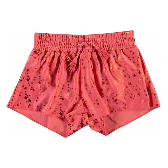 Nicci Copper Star Swim Short