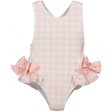 Pink Square One Swimsuit