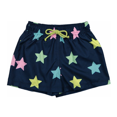 Stardust Boys Swim Trunks