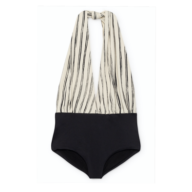 Women Bamboo Wrap Bathing Suit