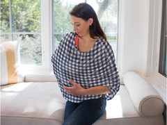 Introducing our 5 in 1 nursing cover - Mom's most versatile accessory!