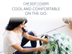 Car seat covers – cool and comfortable on the go