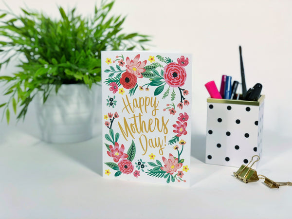 Free downloadable Mother's Day card - Bebe au Lait