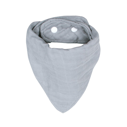 Pebble Luxury Muslin Bandana Bib