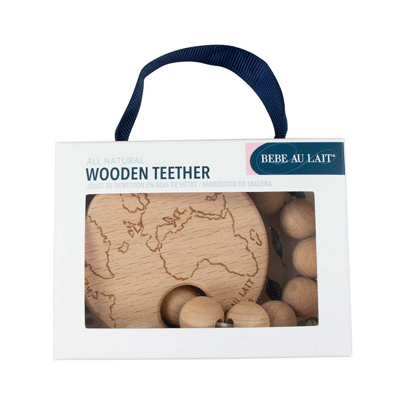 World Wooden Teether