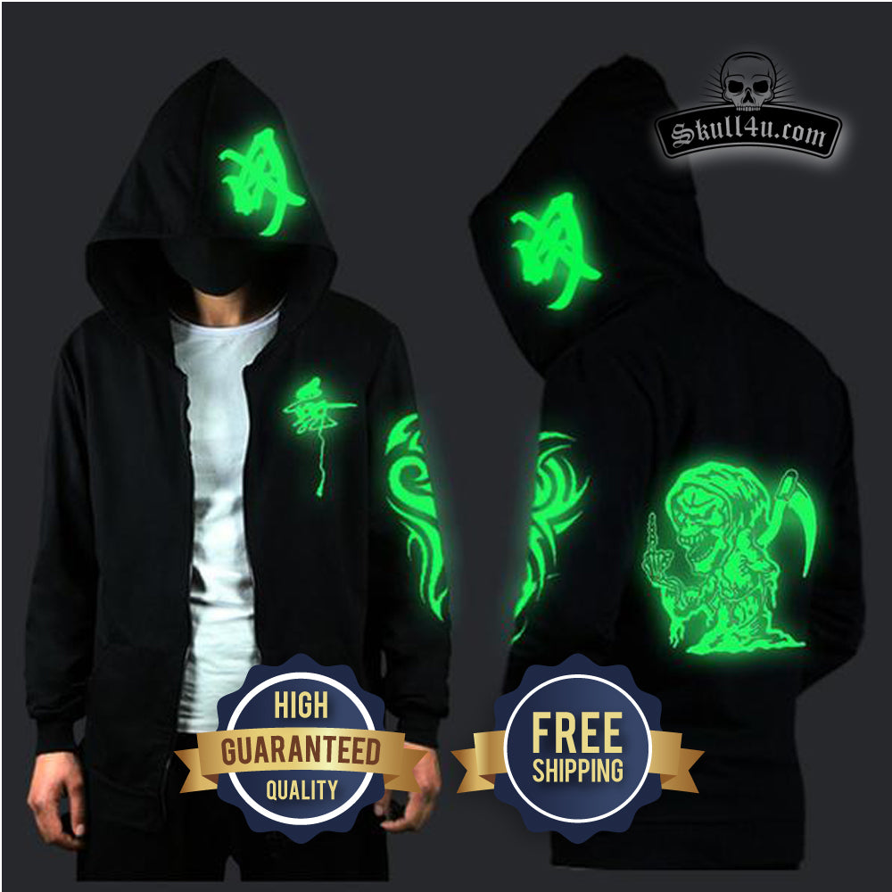 Noctilucent Long-Sleeved Jacket