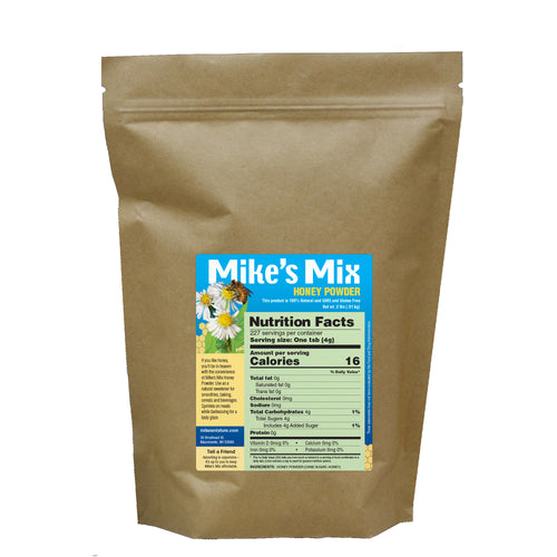 Mike's Mix Honey Powder