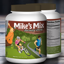 Mike's Mix Recovery Drink