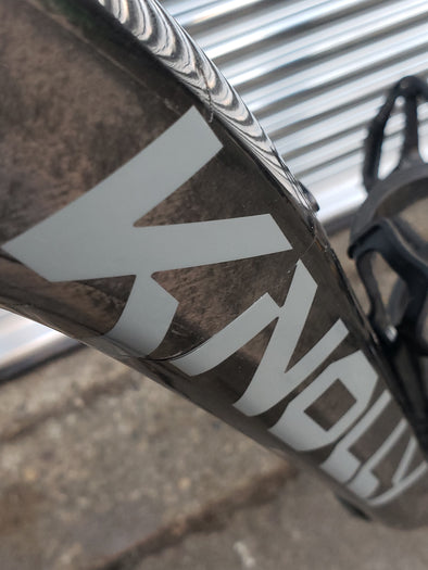 2018-2019 Knolly Warden Carbon - Frame Protection Kit