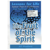 Fruit of the Spirit - Junior Church