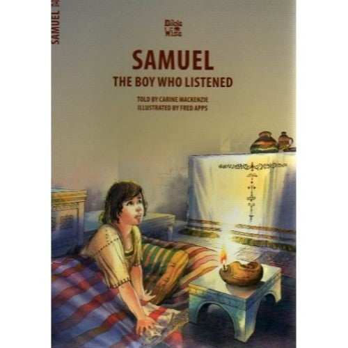 Samuel - The Boy who Listened