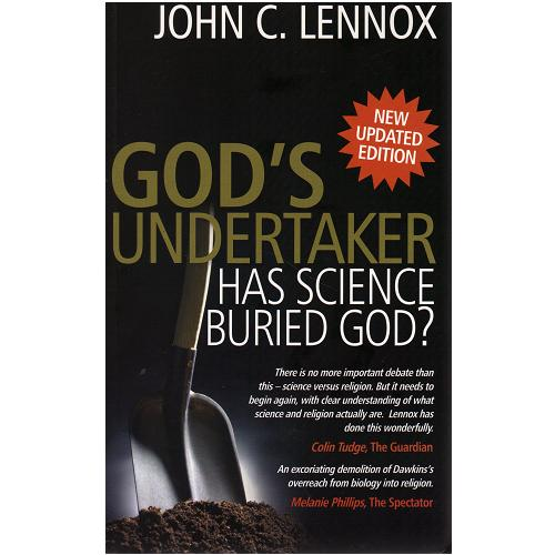 God's Undertaker - Has Science Buried God?