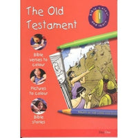 The Old Testament: Bible Colour and Learn 1