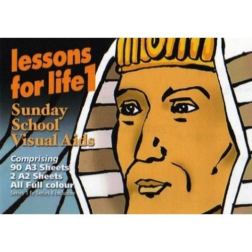 Lessons for Life 1 Sunday School Visual Aids