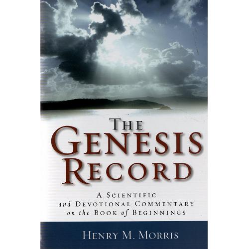 The Genesis Record (Paperback)