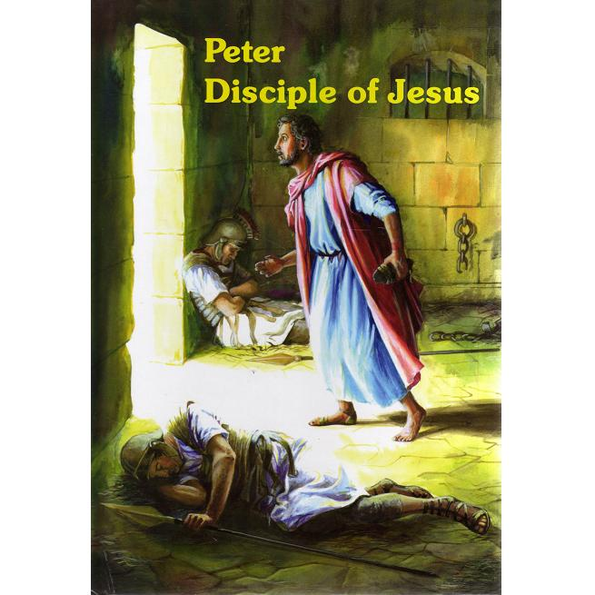 Peter, Disciple of Jesus