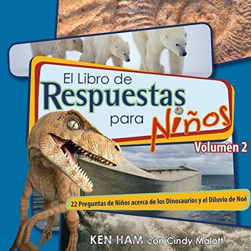 Spanish The Answers Book for Kids 2