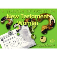 PZ4 Puzzles on New Testament Women