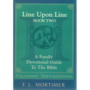 Line Upon Line Book Two
