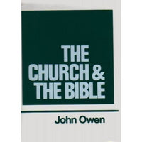 Vol 16  The Church and the Bible