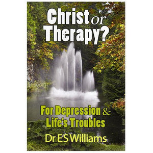 Christ or Therapy? For Depression & Life's Troubles